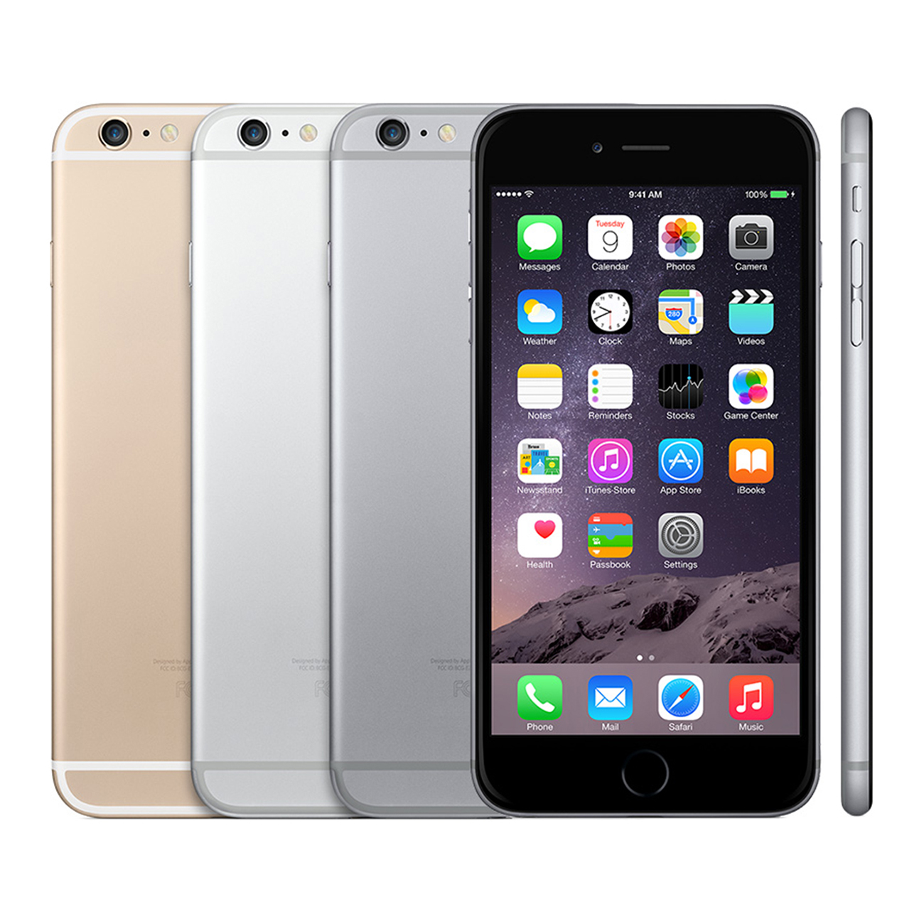 apple iphone 6s smartphone 16 64 128 gb unlocked space grey rose gold silver ebay. Black Bedroom Furniture Sets. Home Design Ideas